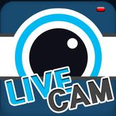 라이브캠 icon