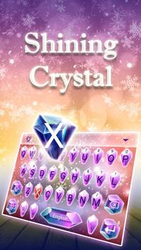 Shining Crystal poster
