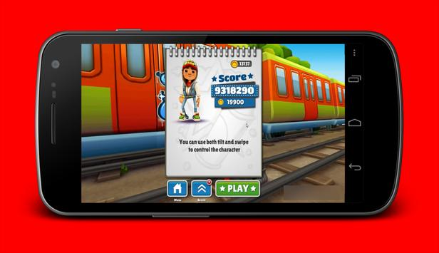 New Subway Surfers Tips Tricks screenshot 4