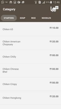 Shiv Sagar Chinese Corner apk screenshot