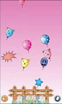 Baby Balloon POP! POP! screenshot 1