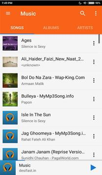 Free Music Player - Music screenshot 10