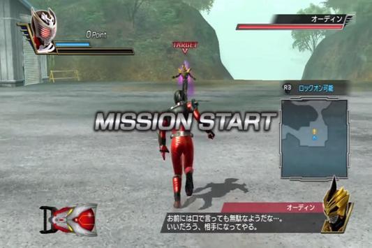 Trick Kamen Rider Battride War apk screenshot