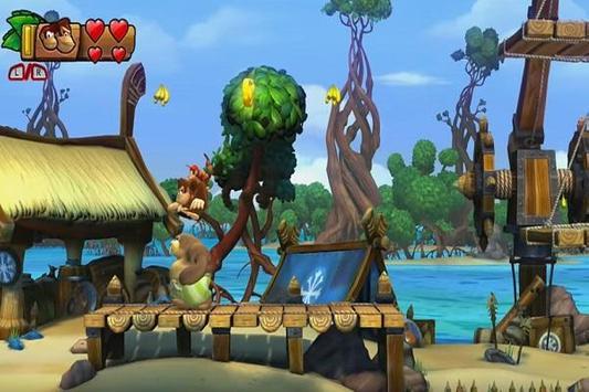 Hint Donkey Kong Country 3 apk screenshot