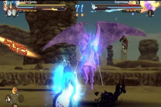 New Madara Ultimate Ninja BlazingTricks apk screenshot