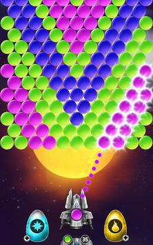 Lunar Bubble Shooter apk screenshot