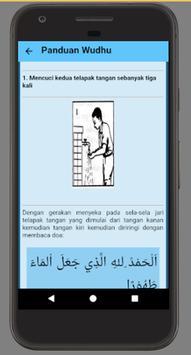 Panduan Sholat screenshot 1