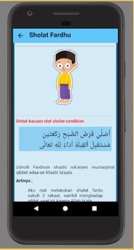 Panduan Sholat screenshot 2