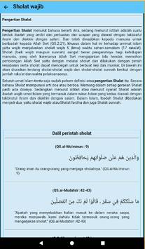 Panduan Sholat screenshot 4