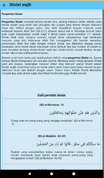 Panduan Sholat screenshot 6