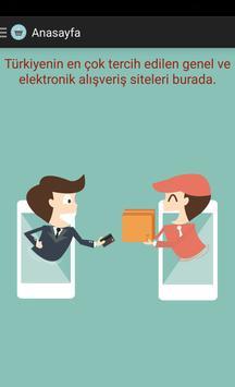 Alışveriş: Genel/Elektronik poster