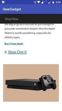 GearBest Gadgets Coupons screenshot 1