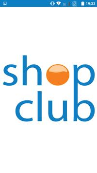 Shop Club poster