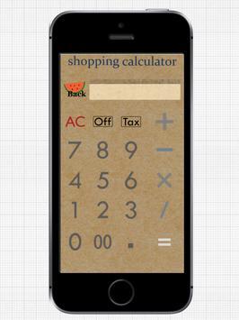 Shopping list app screenshot 6