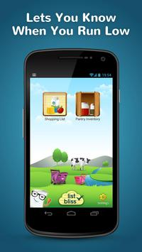 Grocery Shopping List Ease apk screenshot