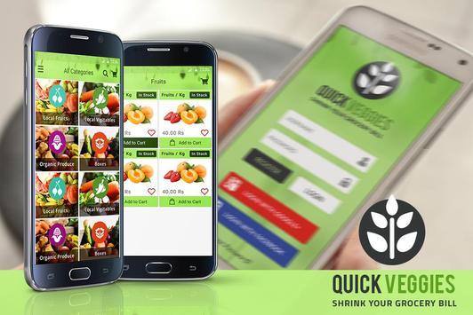 QuickVeggies screenshot 1