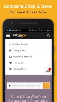 PriceAdda-Price Comparison App poster