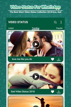 love me like you do video whatsapp status download