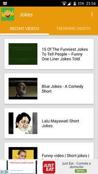 Jokes screenshot 4
