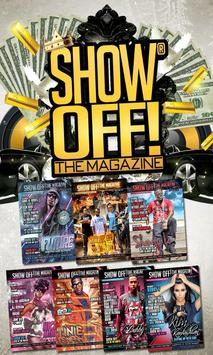 Show Off! The Magazine poster
