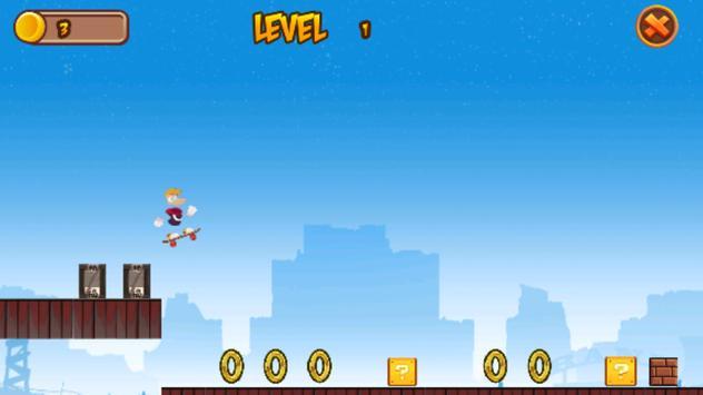 Ray Super Run apk screenshot
