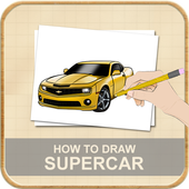 How To Draw Supercars icon