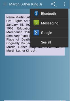 Martin Luther King Jr screenshot 4