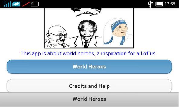 World Heroes apk screenshot