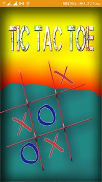 Tic Tac Toe ( New ) poster