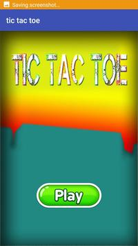Tic Tac Toe ( New ) apk screenshot
