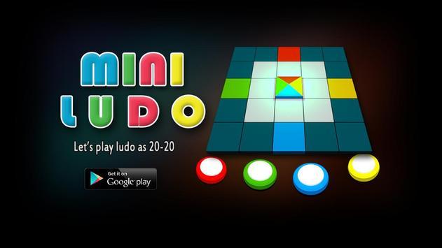 3 Schermata MINI LUDO 20-20:latest classic 2018 New dice Game