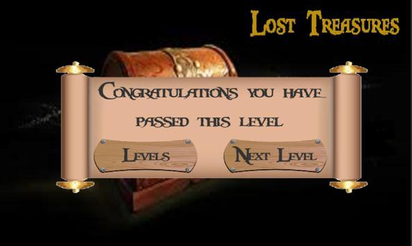 Lost Treasures screenshot 4