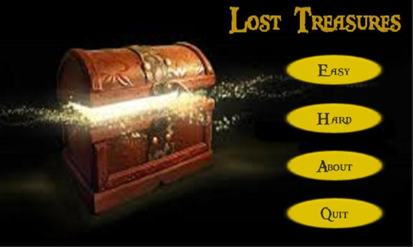 Lost Treasures screenshot 1