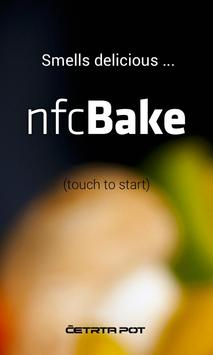 nfcBake - Cartes Paris poster