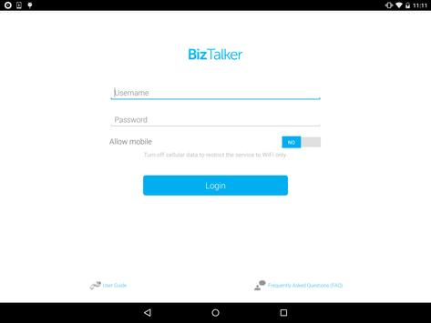 BizTalker screenshot 3