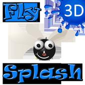 Fly Splash 3D icon