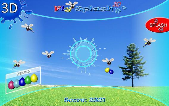 Fly Splash 3D apk screenshot