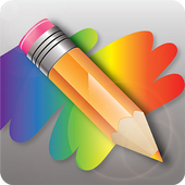 Kids Coloring Book 2D icon