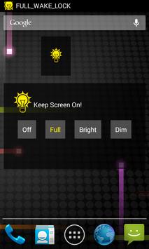Keep Screen On! screenshot 1