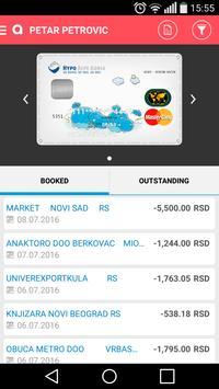 Addiko Srbija M-Banking poster
