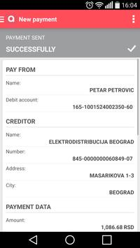 Addiko Srbija M-Banking apk screenshot