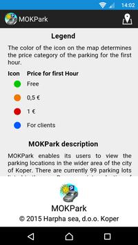 MOKPark apk screenshot