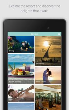 Hideaway Beach Resort & Spa apk screenshot