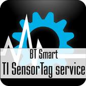 SenseView BT SensorTag Sensor icon