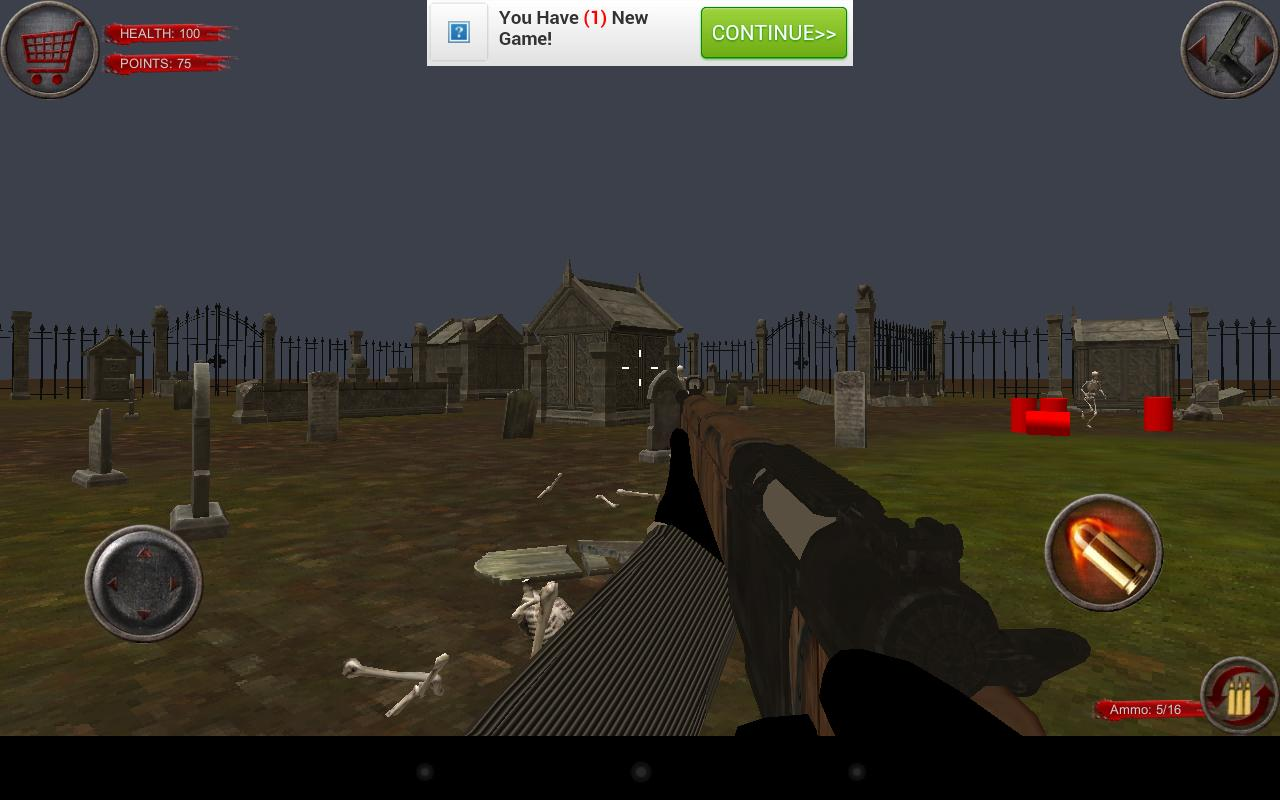 Zombie Games Killer 3D for Android - APK Download