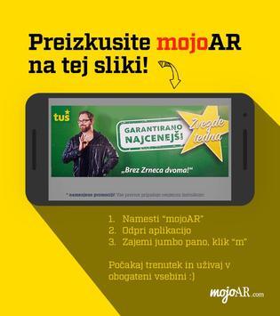 mojoAR poster