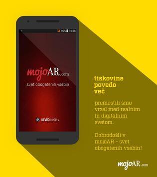 mojoAR screenshot 1