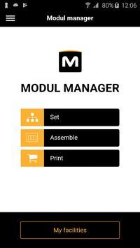 TEM Modul Manager poster