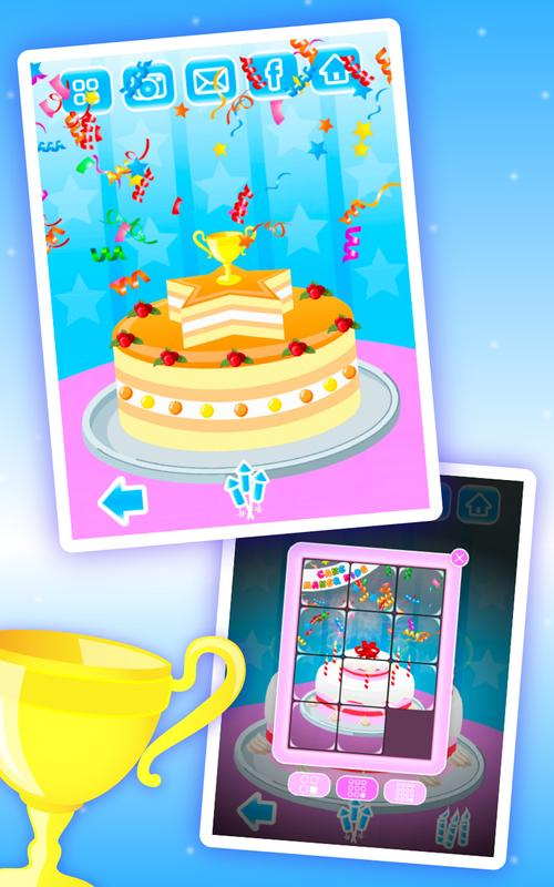 Real Cake Maker 3D Game - Download - Appdodo.com
