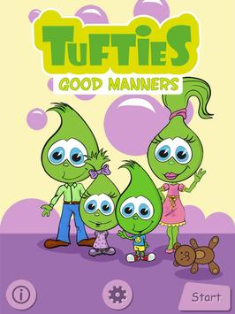 Tufties Good Manners Free apk screenshot